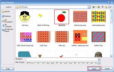 belajar powerpoint 2007 bersama estu pitarto